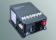 Magnum ME2512 2500W Inverter 12v W/120A PFC Charger