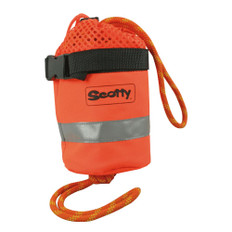 Scotty Throw Bag w/50' MFP Floating Line
