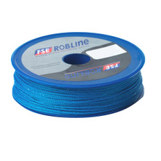 FSE Robline Waxed Tackle Yarn Whipping Twine - Blue - 0.8mm x 80M