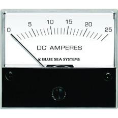 Blue Sea 8005 DC Analog Ammeter - 2-3/4 Face, 0-25 Amperes DC