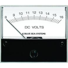 Blue Sea 8003 DC Analog Voltmeter - 2-3/4 Face, 8-16 Volts DC