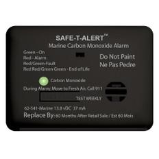 Safe-T-Alert 62 Series Carbon Monoxide Alarm w/Relay - 12V - 62-541-R-Marine - Surface Mount - Black