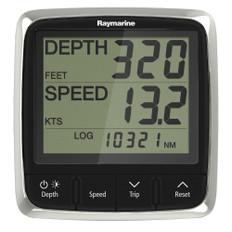 Raymarine i50 Tridata Display System w/Nylon Thru-Hull Transducer