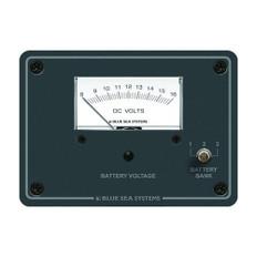Blue Sea 8015 DC Analog Voltmeter w/ Panel