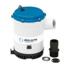 Albin Pump Bilge Pump Heavy Duty 1750 GPH - 12V