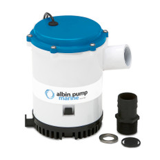 Albin Pump Bilge Pump Heavy Duty 1750 GPH - 24V