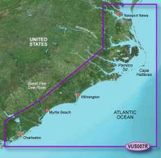 Garmin VUS007R G2 Vision Norfolk To Charleston