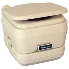 Dometic - 964 Portable Toilet 2.5 Gallon Parchment