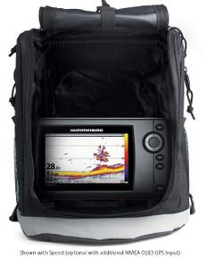 """Humminbird HELIX5 Sonar 5"""""""" Wvga Portable Fishfinder G2"""