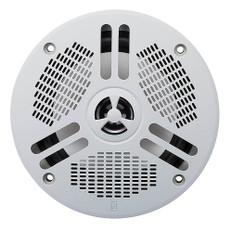 Poly-Planar 5 2-Way LED Self Draining Spa Speaker - Light Gray