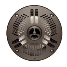 Poly-Planar 5 2-Way LED Self Draining Spa Speaker - Dark Gray