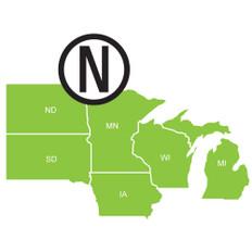 Navionics HotMaps Platinum Lake Maps - North - microSD/SD