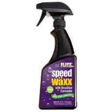 Flitz Speed Waxx Super Gloss Spray - 16 oz. Bottle