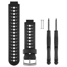 Garmin Replacement Watch Bands - White & Black
