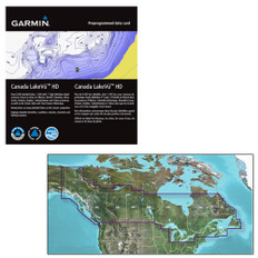 Garmin Canada LakeV HD - microSD/SD f/GPSMAP, Montana  Handhelds