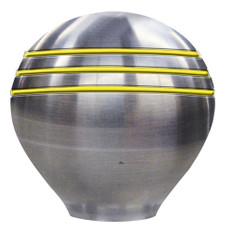 Ongaro Throttle Knob - 1- - Gold Grooves