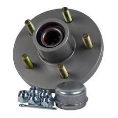 C.E. Smith Trailer Hub Kit - 1-3/8 x 1-1/16 Tapered - 5 x 4-1/2 Galvanized