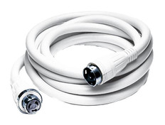 Hubbell HBL61CM52W 50A 250V 50 Foot White Shore Cord