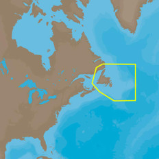 C-MAP  4D NA-D937 Newfoundland