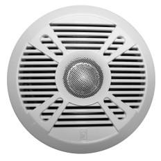Poly-Planar MA7050 5 2-Way Marine Speaker w/2 Grills - White & Graphite