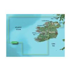 Garmin BlueChart g2 HD - HEU005R - Ireland, West Coast - microSD/SD