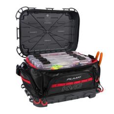 Plano KVD Signature Tackle Bag 3600 - Black/Grey/Red