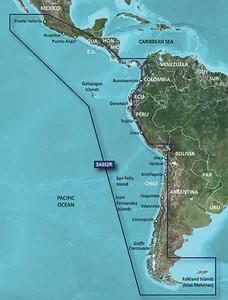 Garmin VSA002R G2 Vision South America West Coast