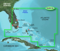 Garmin VUS513L G2 Vision Jacksonville - Bahamas