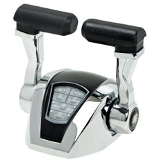 UFlex Power A Electronic Control Package - Dual Engine/Single Station - Electronic Throttle/Mechanical Shift