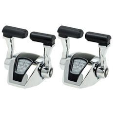 UFlex Power A Electronic Control Package - Dual Engine/Dual Station - Mechanical Throttle/Electronic Shift