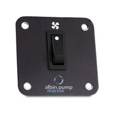 Albin Pump Marine Control Panel 2kW - 12V