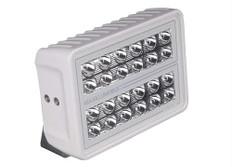Lumitec Maxillume H120 White Housing White Light Trunnion