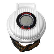 Quick 900/DW Anchor Lowering Foot Switch - White