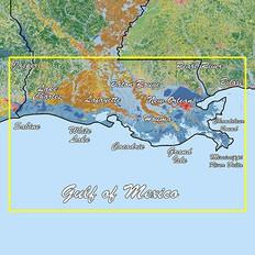 Garmin Louisiana One Standard  Mapping Classic
