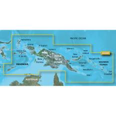 Garmin BlueChart g2 Vision HD - VAE006R - Timor Leste/New Guinea - microSD/SD