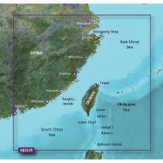Garmin BlueChart g2 Vision HD - VAE003R - Taiwan - microSD/SD