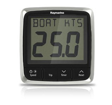 Raymarine I50 Speed System With THRU-HULL Transducer
