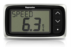 Raymarine I40 Speed System With Transom Transducer
