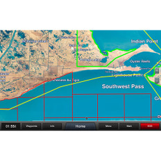 Garmin Standard Mapping - Louisiana West Premium microSD/SD Card