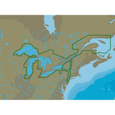 C-MAP 4D NA-D061 Great Lakes  St Lawrence Seaway -microSD/SD