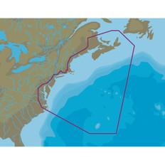 C-MAP 4D NA-D062 Nova Scotia to Chesapeake Bay - microSD/SD