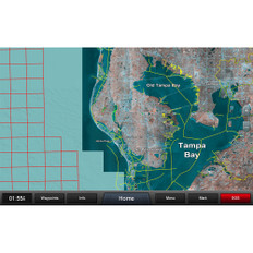 Garmin Standard Mapping - Florida West Pen Premium microSD/SD Card