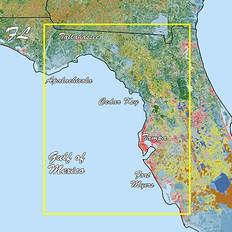 Garmin Florida West Pen Standard Mapping Professional
