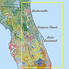 Garmin Florida East Pen Standard Mapping Classic