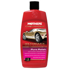 Mothers California Gold Pure Polish - 16oz - Step1 - *Case of 6*