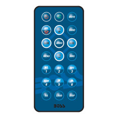 Boss Audio Remote Control f/MR1308UAB Bluetooth Stereos