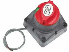 BEP 701MD Mini Battery Switch 275 Amp Continuous Motorized