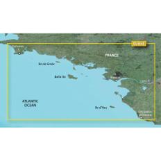 Garmin BlueChart g3 Vision HD - VEU464S - Penmarch to Les Sables d'Olonne - microSD/SD