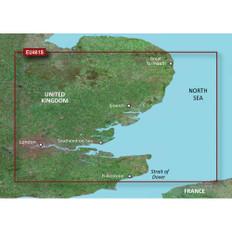 Garmin BlueChart g3 Vision HD - VEU461S - Thames Estuary - microSD/SD