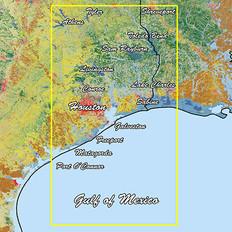 Garmin Texas East Standard Mapping Premium